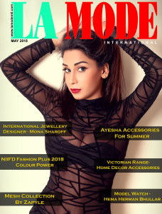 La Mode International May 2018 Issue