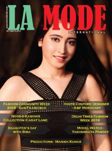 La Mode International Oct 2018 issue